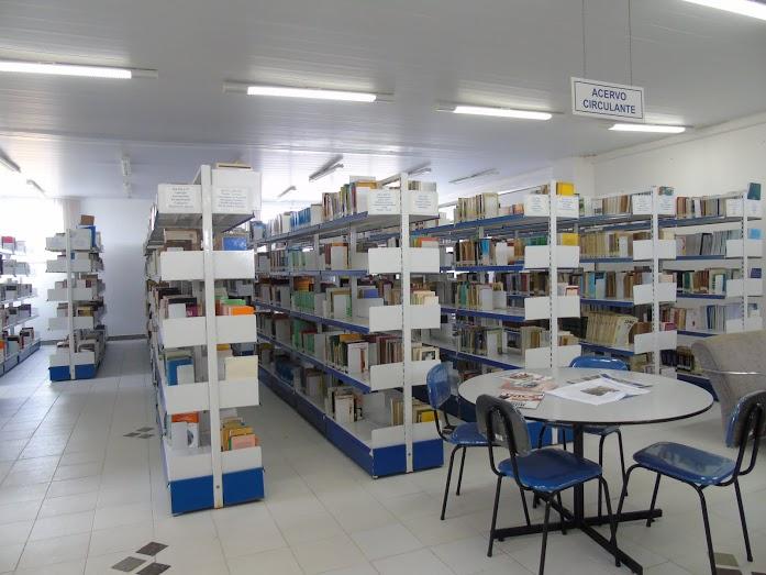 Biblioteca Dom SIlverio