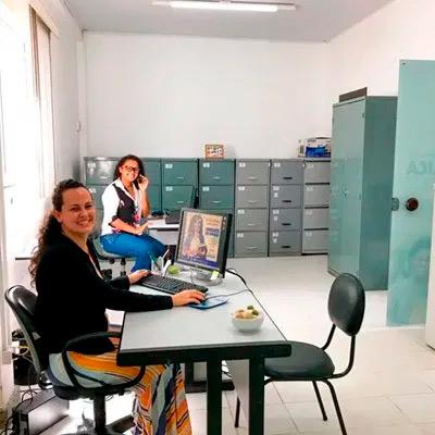 Secretaria Acadêmica da Católica de Feira de Santana